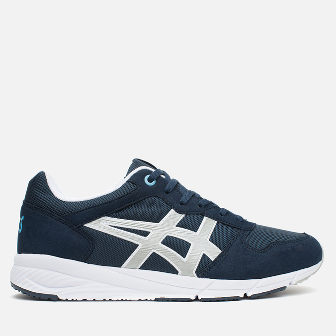 Кроссовки ASICS Shaw Runner Navy/Light Grey