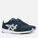 Кроссовки ASICS Shaw Runner Navy/Light Grey фото- 1