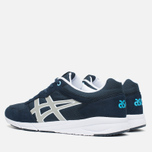 Кроссовки ASICS Shaw Runner Navy/Light Grey фото- 2