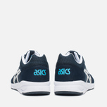 Кроссовки ASICS Shaw Runner Navy/Light Grey фото- 3