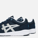 Кроссовки ASICS Shaw Runner Navy/Light Grey фото- 5