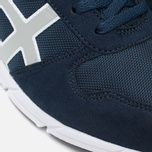 Кроссовки ASICS Shaw Runner Navy/Light Grey фото- 7