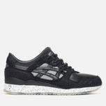 Кроссовки ASICS x Bait Gel-Lyte III Nightmare Black фото- 0