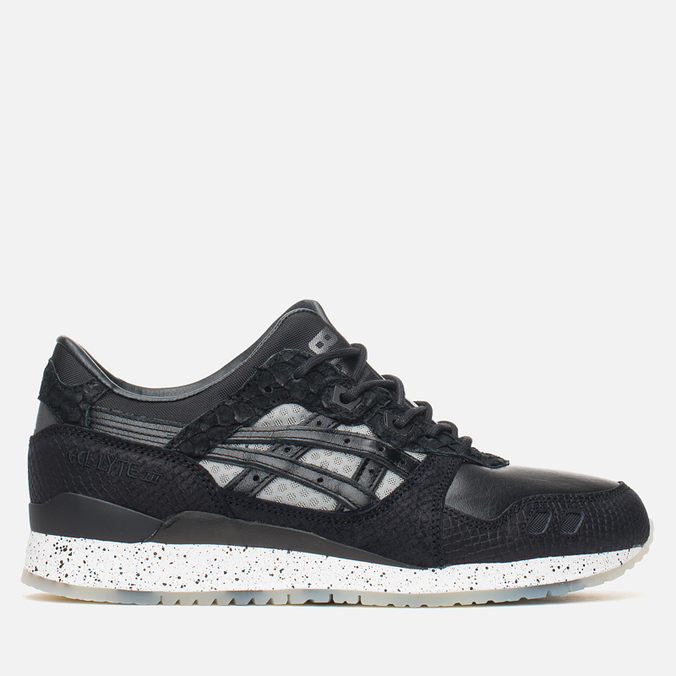 Кроссовки ASICS x Bait Gel-Lyte III Nightmare Black