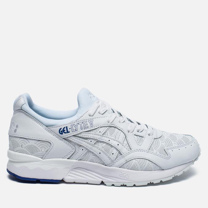 Мужские кроссовки ASICS x Colette Gel-Lyte V White/White