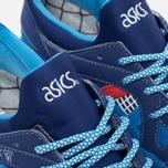 Мужские кроссовки ASICS x Mita Gel-Lyte V Trico Navy/Blue фото- 5