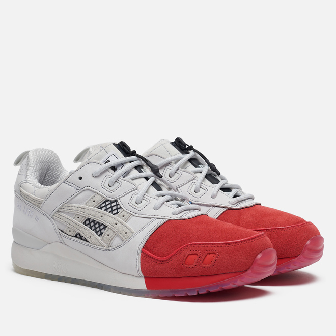 Кроссовки ASICS x Mita Sneakers Trico 2020 Gel-Lyte III OG Monaco Blue/Directoire Blue