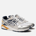 Кроссовки ASICS x Naked Gel-Kayano Trainer White/Peacoat фото- 1