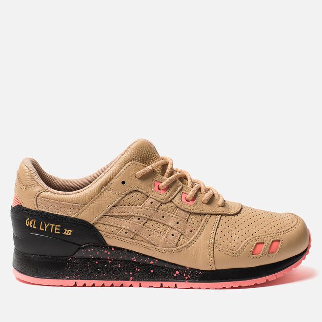 Кроссовки ASICS x Sneaker Freaker Gel-Lyte III Beige/Pink