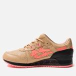 Кроссовки ASICS x Sneaker Freaker Gel-Lyte III Beige/Pink фото- 1