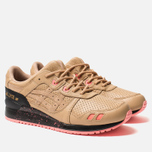 Кроссовки ASICS x Sneaker Freaker Gel-Lyte III Beige/Pink фото- 2