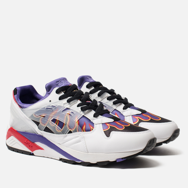 Кроссовки ASICS x Sneakerwolf Gel-Kayano Trainer White/Clear
