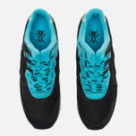 Кроссовки ASICS x Solebox Gel-Lyte III Blue Carpenter Bee Black/Blue/White фото- 3