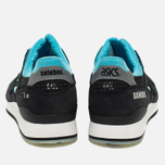 Кроссовки ASICS x Solebox Gel-Lyte III Blue Carpenter Bee Black/Blue/White фото- 4