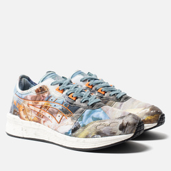 Кроссовки ASICS x Vivienne Westwood HyperGel-Lyte Light Steel/Orange