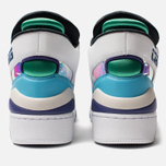 Кроссовки Converse x Don C ERX 260 Mid White/Court Purple/Bold Jade фото- 3