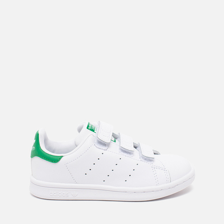 Детские кроссовки adidas Originals Stan Smith CF C White/Green