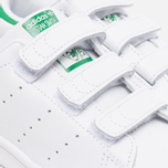 Детские кроссовки adidas Originals Stan Smith CF C White/Green фото- 4