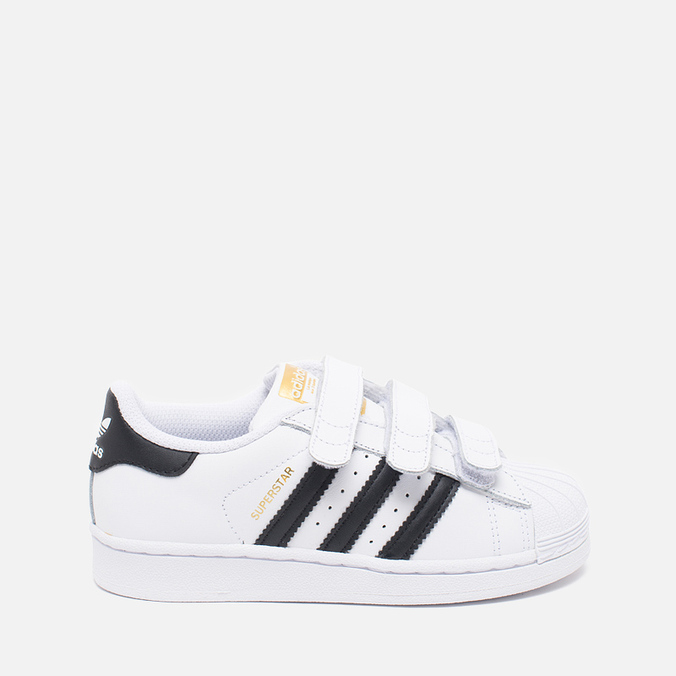 Детские кроссовки adidas Originals Superstar Foundation CF C White/Black