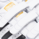 Детские кроссовки adidas Originals Superstar Foundation CF C White/Black фото- 4
