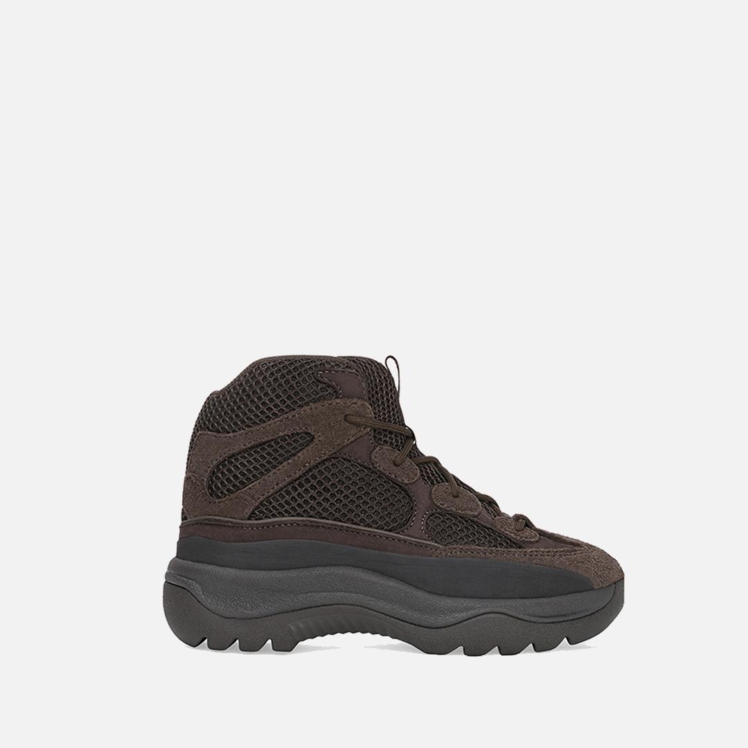 Кроссовки детские adidas Originals Yeezy Desert Boot Kids Oil/Oil/Oil