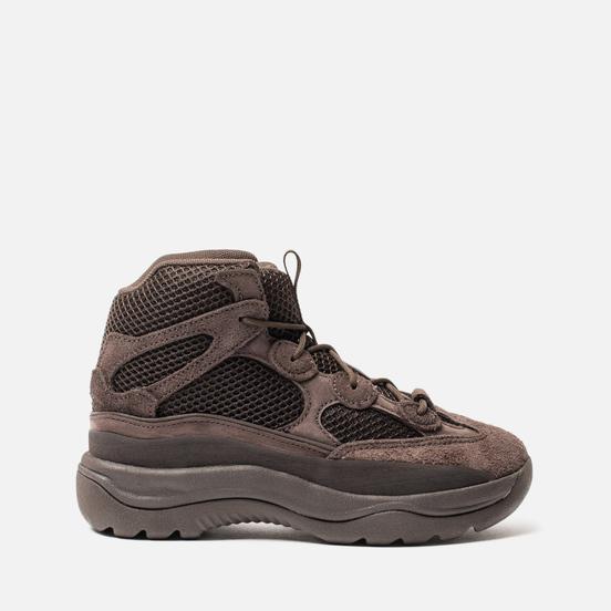 Детские кроссовки adidas Originals YEEZY Desert Boot Kids Oil/Oil/Oil