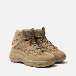 Детские кроссовки adidas Originals YEEZY Desert Boot Kids Rock/Rock/Rock