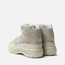 Кроссовки детские adidas Originals YEEZY Desert Boot Kids Salt/Salt/Salt фото- 2