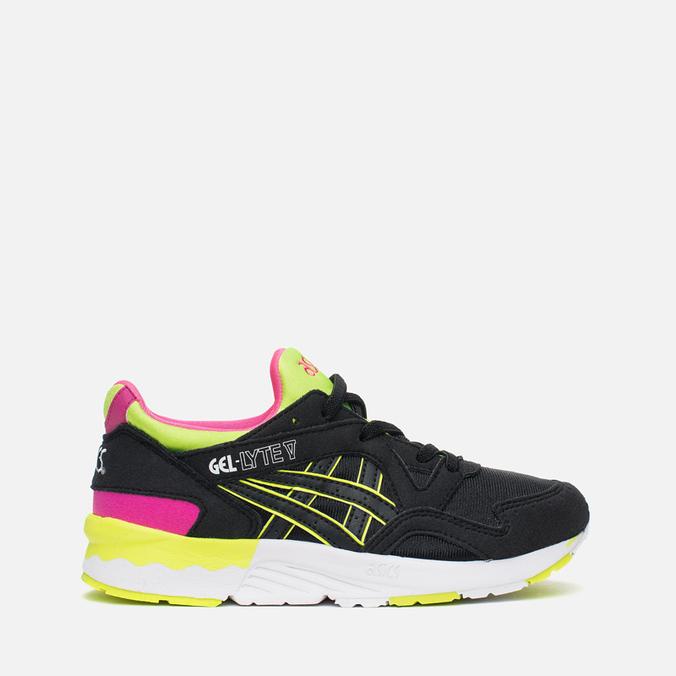 ASICS Gel-Lyte V PS Children's Sneakers Black