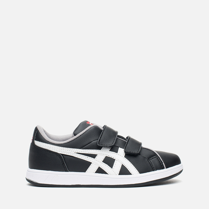 Детские кроссовки Onitsuka Tiger Larally PS Black/White