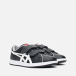 Детские кроссовки Onitsuka Tiger Larally PS Black/White фото- 1