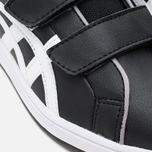 Детские кроссовки Onitsuka Tiger Larally PS Black/White фото- 6