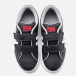 Детские кроссовки Onitsuka Tiger Larally PS Black/White фото- 4