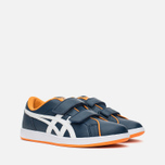Детские кроссовки Onitsuka Tiger Larally PS Navy/White фото- 1