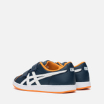 Детские кроссовки Onitsuka Tiger Larally PS Navy/White фото- 2