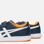 Детские кроссовки Onitsuka Tiger Larally PS Navy/White фото- 5