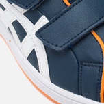 Детские кроссовки Onitsuka Tiger Larally PS Navy/White фото- 7
