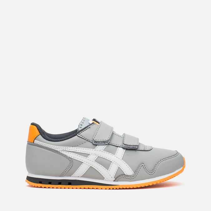 Детские кроссовки Onitsuka Tiger Sumiyaka PS Grey/White