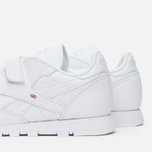 Детские кроссовки Reebok Classic Leather POP SC 2V RSA White фото- 5