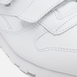 Детские кроссовки Reebok Classic Leather POP SC 2V RSA White фото- 7