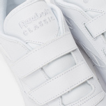Детские кроссовки Reebok Classic Leather POP SC 2V RSA White фото- 6