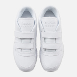 Детские кроссовки Reebok Classic Leather POP SC 2V RSA White фото- 4