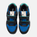 Детские кроссовки Reebok GL 1500 Handy Blue/Black/Oatmeal/White/Glass Green фото- 4