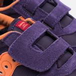 Детские кроссовки Saucony G Jazz Triple HL Purple/Orange фото- 5