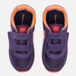 Детские кроссовки Saucony G Jazz Triple HL Purple/Orange фото- 4