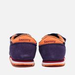 Детские кроссовки Saucony G Jazz Triple HL Purple/Orange фото- 3
