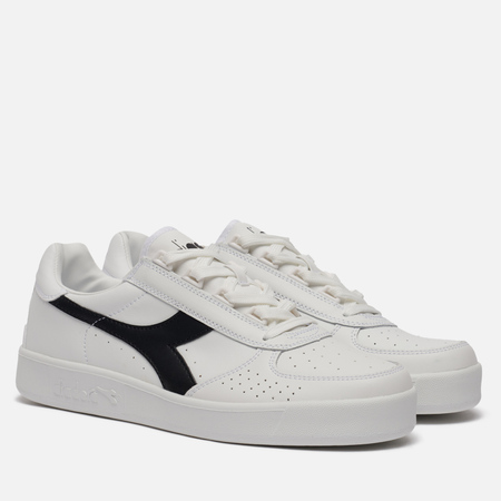 Кроссовки Diadora B. Elite White/White/Black