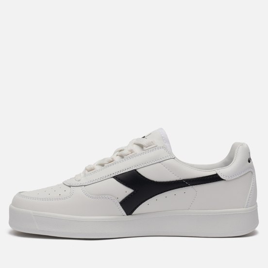 Мужские кроссовки Diadora B. Elite White/White/Black
