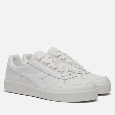 Кроссовки Diadora B. Elite White Optical/White Pristine