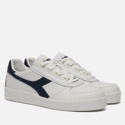 Кроссовки Diadora B. Elite White/Blue Denim